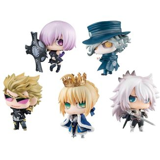 Figuras Chimimega no. 1 Petit Chara Pretty Soldier Set Fate Grand Order