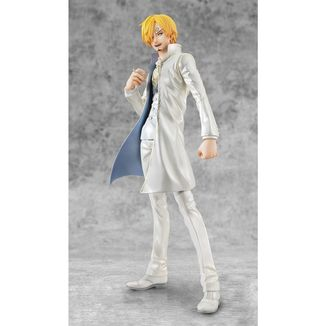 Figura Sanji ver WD P.O.P Excellent Model Limited Edition One Piece