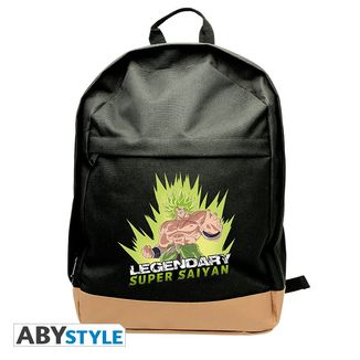 Mochila Broly Legendary Super Saiyan Dragon Ball Super