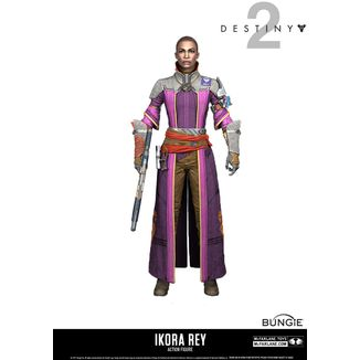 Figura articulada Ikora Rey Destiny 2