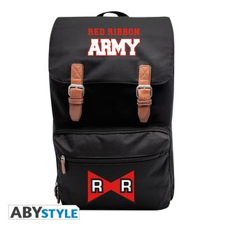 Mochila Red Ribbon Army Dragon Ball