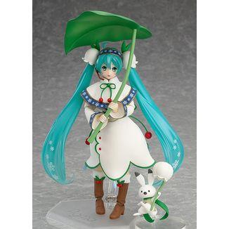 Snow Miku: Snow Bell ver. Figma EX-024 Vocaloid