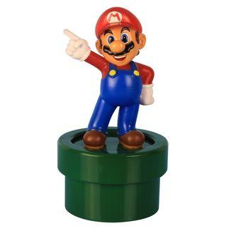 Lampara con sonido Super Mario Mario