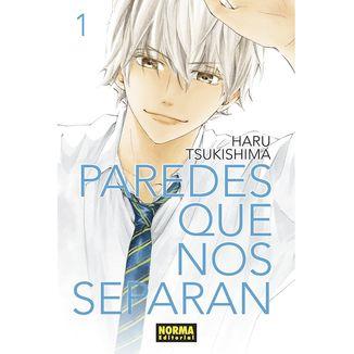 Paredes Que Nos Separan #01 Manga Oficial Norma Editorial