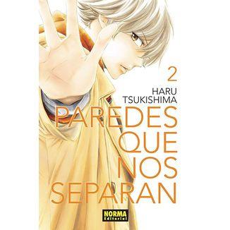 Paredes Que Nos Separan #02 Manga Oficial Norma Editorial (spanish)