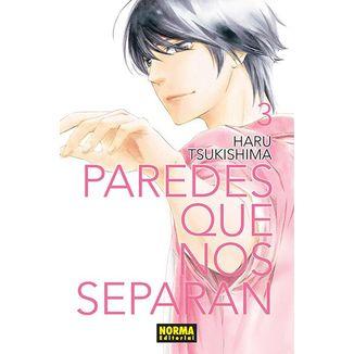 Paredes Que Nos Separan #03 Manga Oficial Norma Editorial