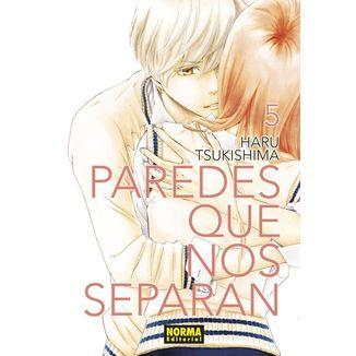 Paredes Que Nos Separan #05 Manga Oficial Norma Editorial (spanish)