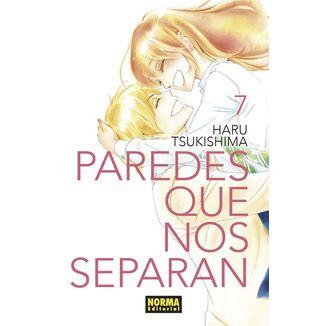 Paredes Que Nos Separan #07 Manga Oficial Norma Editorial (spanish)