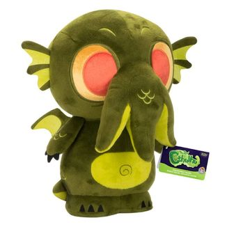 Peluche The Real Cthulhu Dark Green - SuperCute