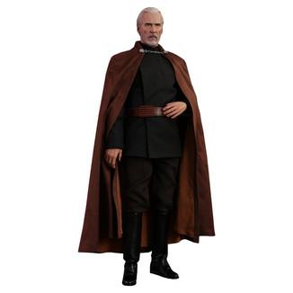Count Dooku Figure Movie Masterpiece Star Wars Episode II
