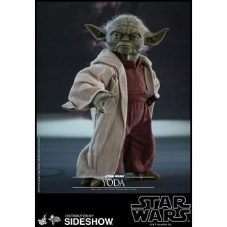 Yoda Figure Movie Masterpiece Star Wars Episode II