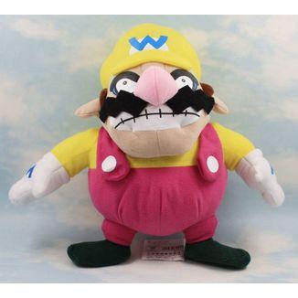 Peluche Wario - Super Mario Bros