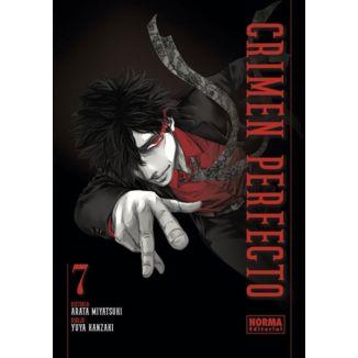 Crimen Perfecto #07 Manga Oficial Norma Editorial