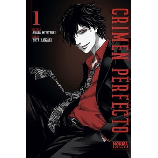 Crimen Perfecto #01 Manga Oficial Norma Editorial