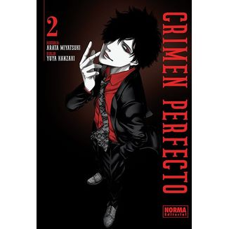 Crimen Perfecto #02 Manga Oficial Norma Editorial (spanish)