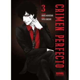Crimen Perfecto #03 Manga Oficial Norma Editorial (spanish)