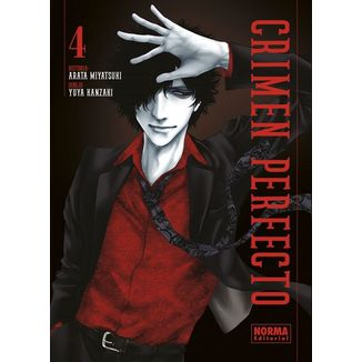 Crimen Perfecto #04 Manga Oficial Norma Editorial