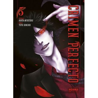 Crimen Perfecto #05 Manga Oficial Norma Editorial (spanish)