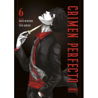 Crimen Perfecto #06 Manga Oficial Norma Editorial (spanish)