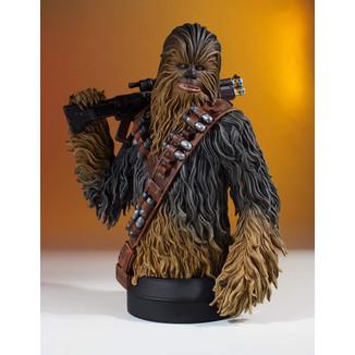 Estatua Chewbacca Busto Star Wars Solo