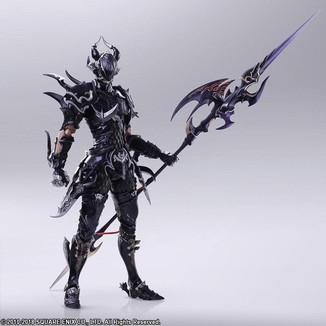 Figura Estinien Bring Arts Final Fantasy XIV