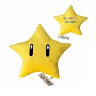 Plush Doll Star - Super Mario Bros