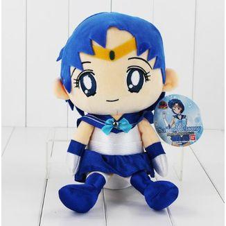 Peluche Sailor Moon - Mercurio
