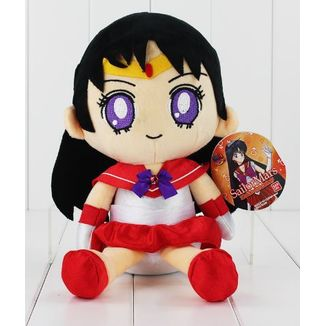 Plush doll Mars - Sailor Moon