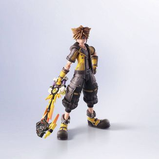 Sora Guardian Figure Bring Arts Kingdom hearts III