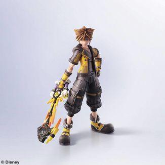 Figura Sora Guardian Bring Arts Kingdom hearts III
