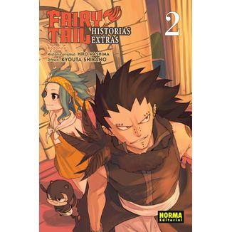 Fairy Tail Historias Extras #02 Manga Oficial Norma Editorial