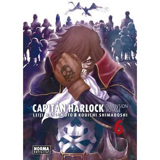 Capitán Harlock Dimension Voyage #06 (Spanish)