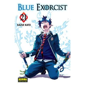 Blue Exorcist #21 (Spanish)