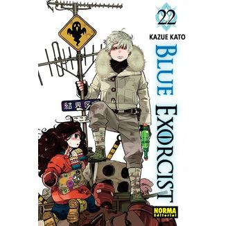 Blue Exorcist #22 (Spanish) Manga Oficial Norma Editorial
