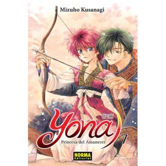 Yona, la princesa del Amanecer #07 Manga Oficial Norma Editorial