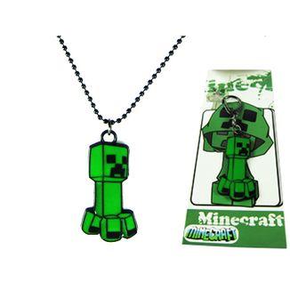 Colgante Minecraft - Creeper