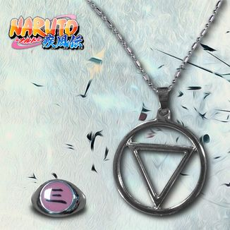 Necklace Naruto - Necklace + Ring Hidan
