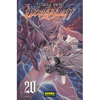 Übel Blatt #20 Manga Oficial Norma Editorial