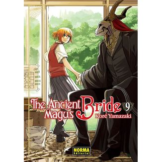 The Ancient Magus Bride #09