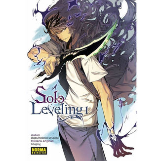 Solo Leveling #01 Manga Oficial Norma Editorial