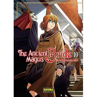 The Ancient Magus Bride #10 Manga Oficial Norma Editorial