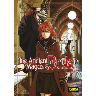 The Ancient Magus Bride #12 Manga Oficial Norma Editorial