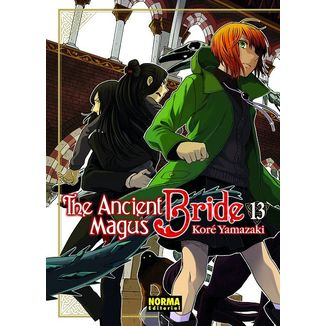 The Ancient Magus Bride #13 Manga Oficial Norma Editorial