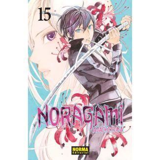 Noragami #15 Manga Oficial Norma Editorial