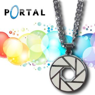 Colgante Portal - Logo
