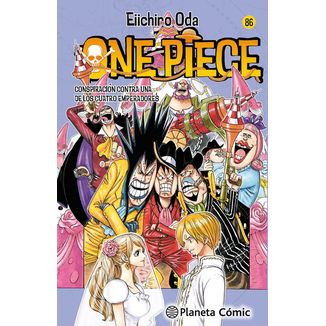 One Piece #86 Manga Oficial Planeta Comic (Spanish)