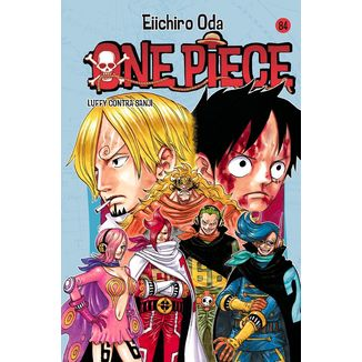 One Piece #84 Manga Oficial Planeta Comic (Spanish)