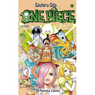 One Piece #85 Manga Oficial Planta Comic