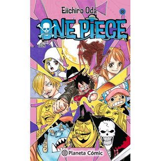 One Piece #88 Manga Oficial Planeta Comic