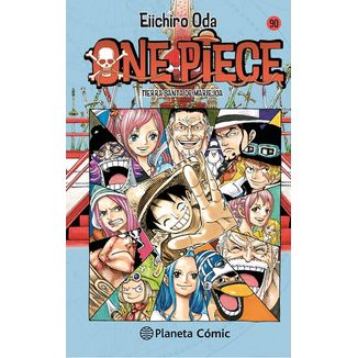 One Piece #90 Manga Oficial Planeta Comic (Spanish)